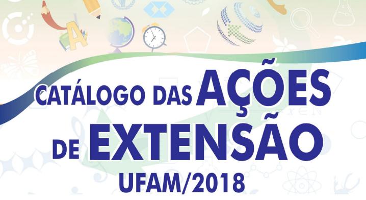 Catálogo de Extensão 2018
